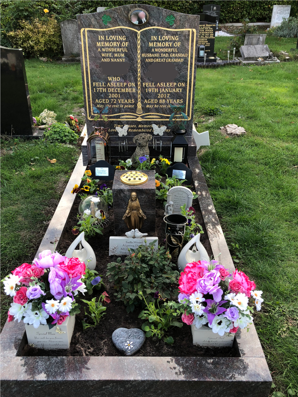 Headstone Services in Bedfordshire